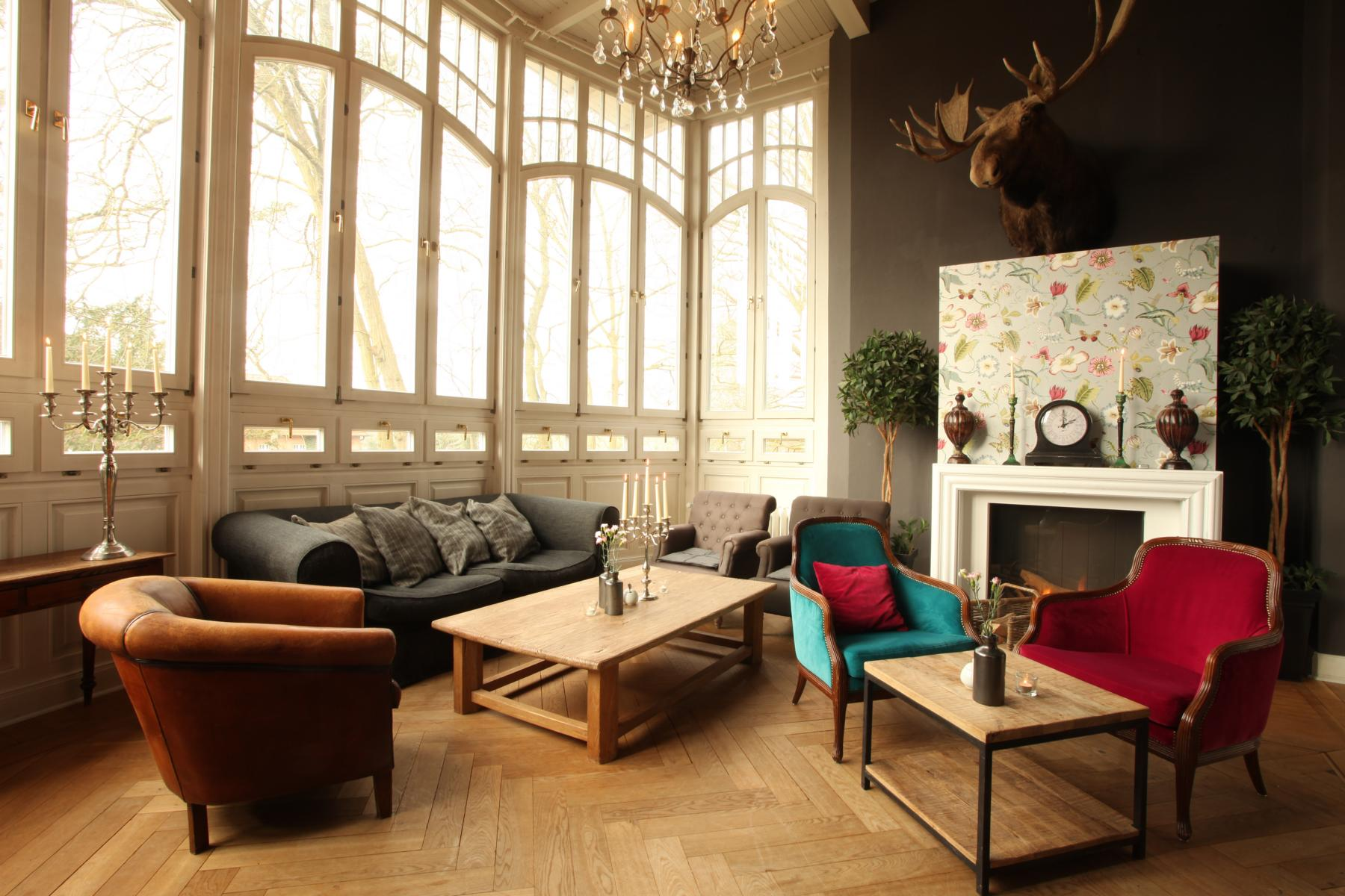 kamin im wintergarten schloss basthorst crivitz. Black Bedroom Furniture Sets. Home Design Ideas