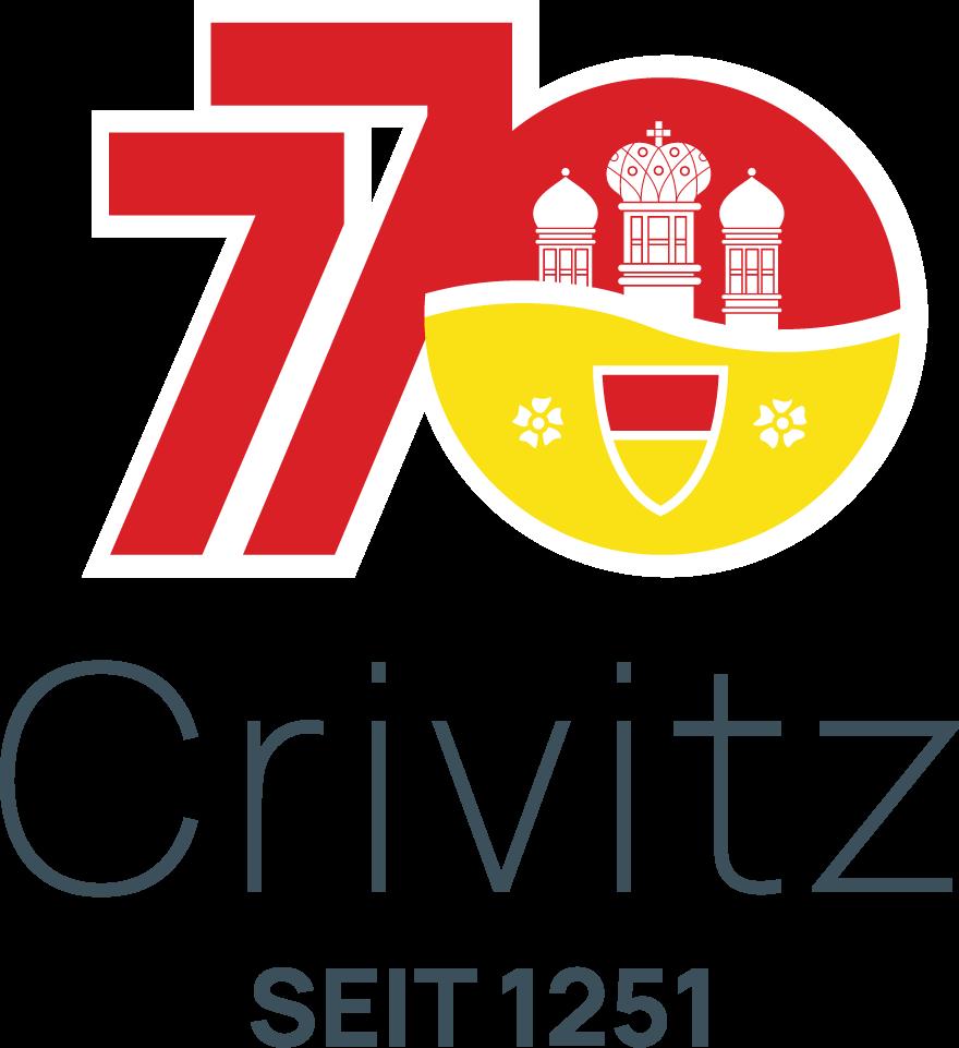 Logo 770 Jahre Crivitz